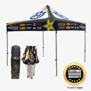 Heavy Duty Gazebo 3x3 Branded