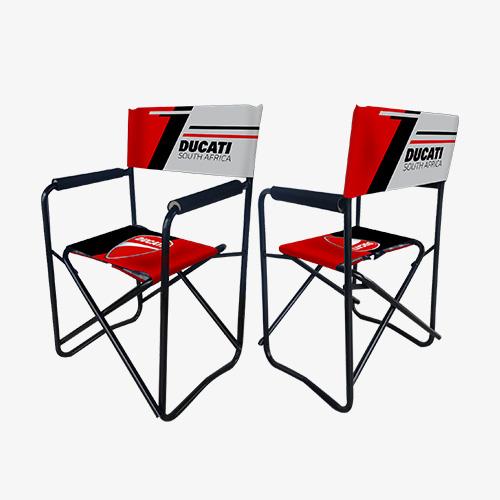 Custom Branded Directors Chair