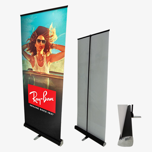 Pullup Banner Compact Printed