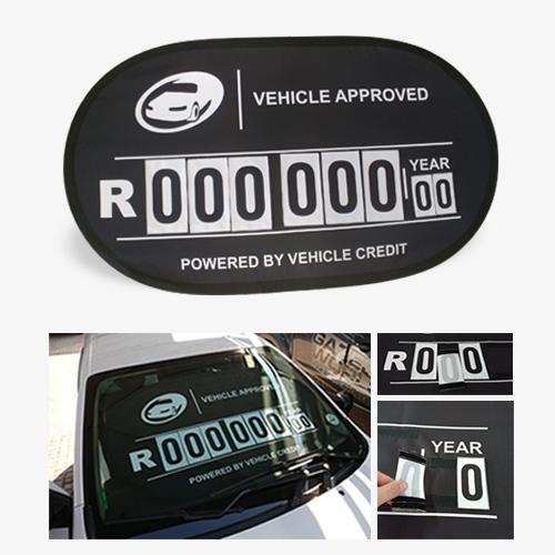 Car Price Board