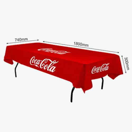 Branded Table Cloth Small